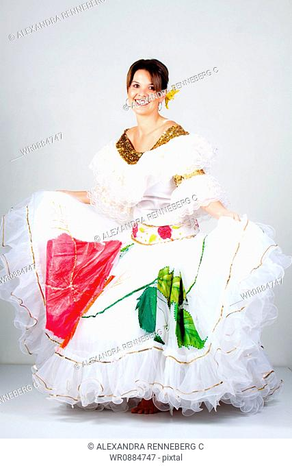 Dancer of Bambuco