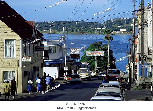 Scarborough, Tobago, West Indies, Central America
