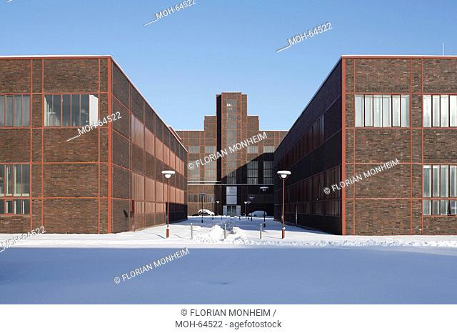 Ehemaliges Kesselhaus Designzentrum NRW