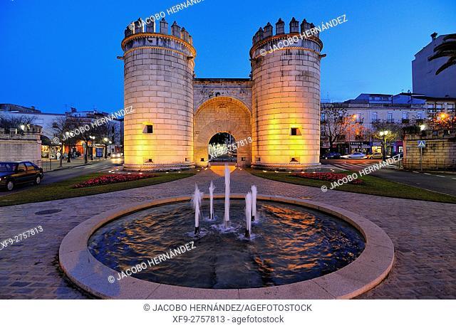 Puerta de Palmas, Badajoz, Extremadura, Spain