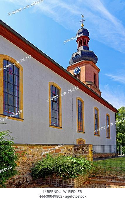 Parish church Saint Michaels, Rheinzabern Germany