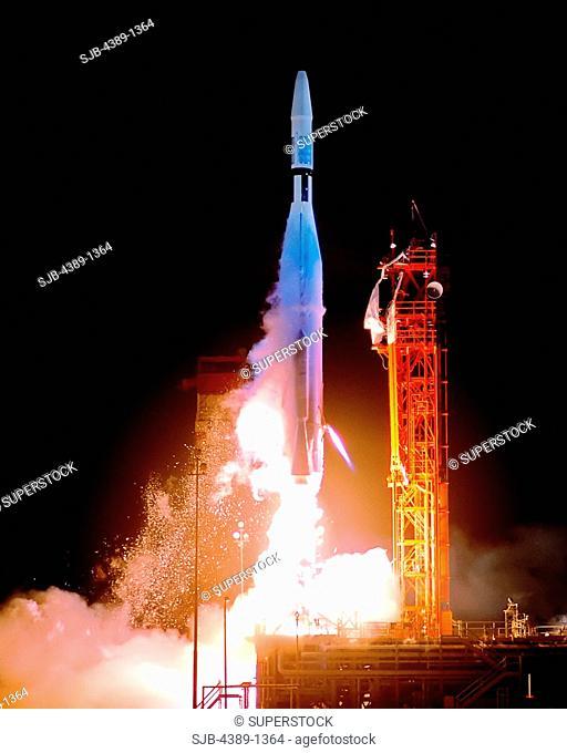 Launch of Mariner 1