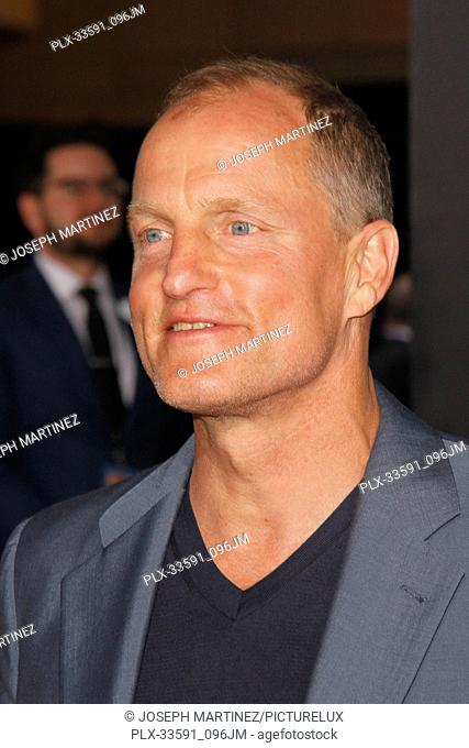 """Woody Harrelson at the Premiere of Lucasfilm's """"""""Solo: A Star Wars Story"""""""" held in Hollywood, CA, May 10, 2018. Photo by Joseph Martinez / PictureLux"""