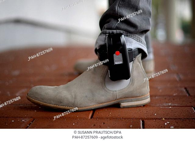 Electronic monitor ankle Stock Photos and Images | age fotostock