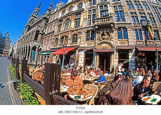 Belgium,Brussels,Grand Place