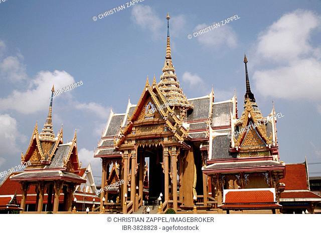Wat Pom Wichian Chotikaram, Mahachai, Samut Sakhon, Thailand
