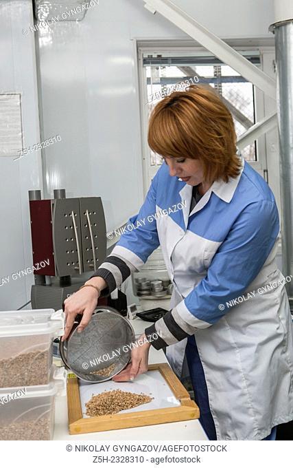 The Russian Federation, Belgorod region, scientific associate