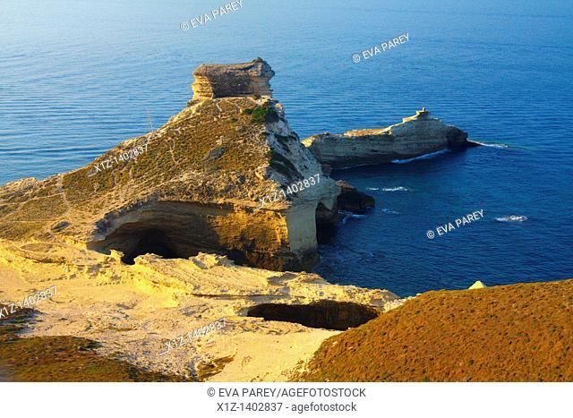 Pertusato Cape, Corsica