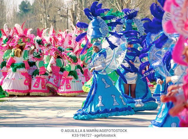 Carnival. Ciudad Real. Spain
