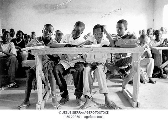 School. Maroua. Cameroon