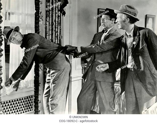 Actor Gary Cooper in the movie Meet John Doe, USA 1941