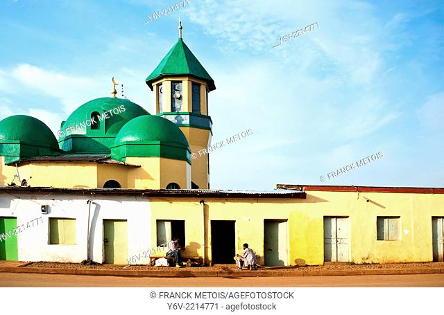 Mosque. Jimma in Oromia state, Ethiopia