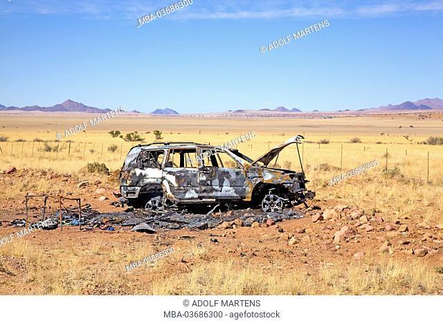 Africa, southern Africa, Namiba, Namib Naukluft park, Namib boarder