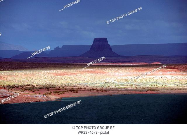 The United States Peggy Lake Powell
