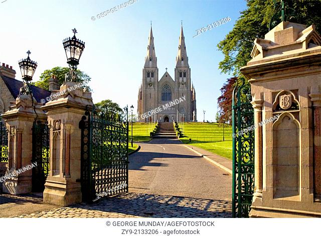 St Patrick's (RC) Cathedral, Armagh, County Armagh, Ireland