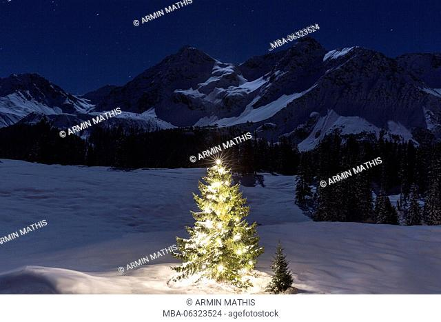 Christmas mood at Arosa