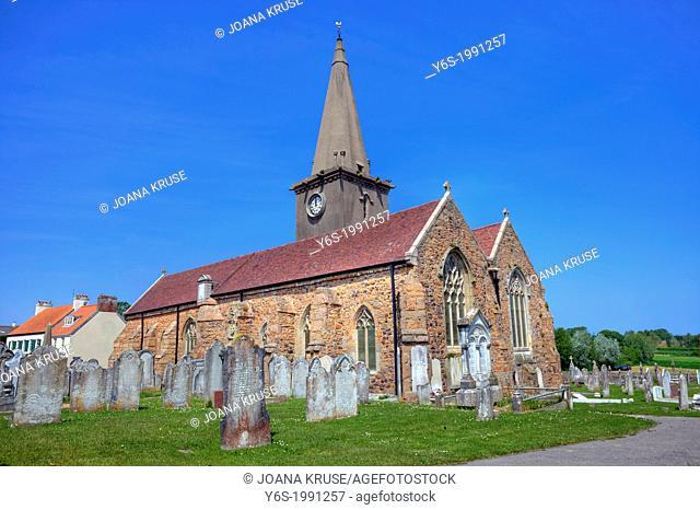St Martin, Le Veux, parish church, Jersey, United Kingdom
