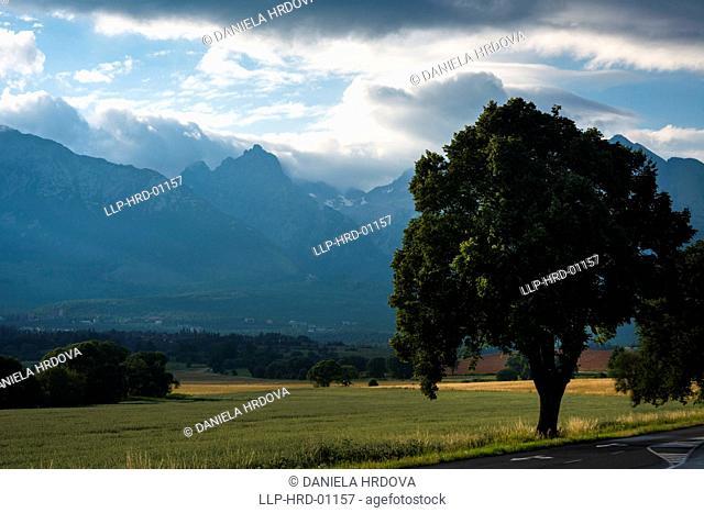 Tatra National Park, Slovakia, Europe