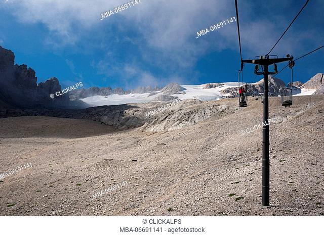 Marmolada, Italy, Europe, Trentino, Veneto, Dolomites, Alps, Fassa Valley