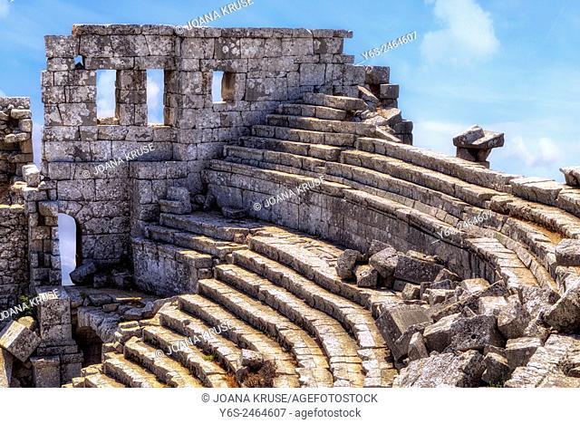 Termessos, Antalya, Pisidia, Turkey