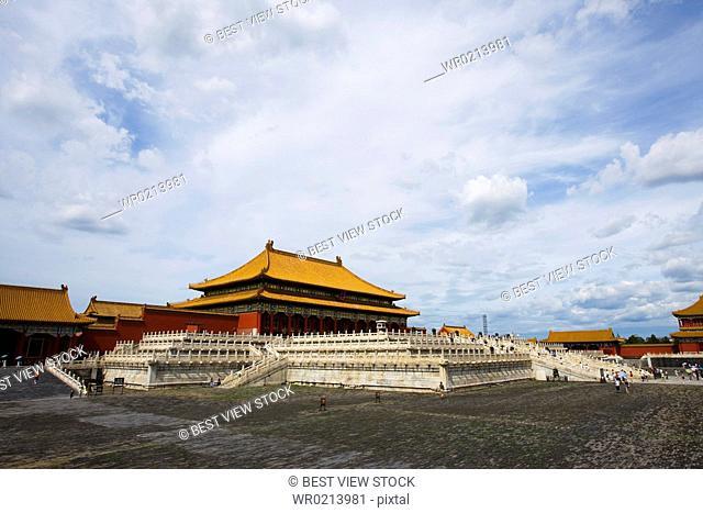 Beijing Forbidden City