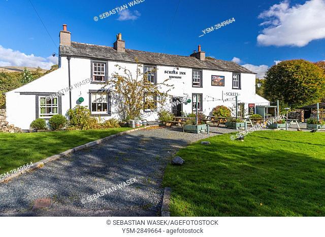 Nether Wasdale, Lake District National Park, Cumbria, England, United Kingdom, Europe