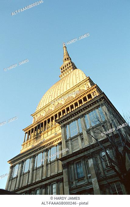 Italy, Turin, Mole Antonelliana Museum of Cinema