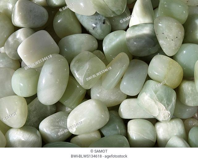 jade, comforting, being effective on courage, eyes, bunch, bladder, nerves