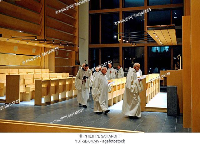L'Abbaye Val Notre Dame, Saint-Jean-de-Matha, Quebec, Canada