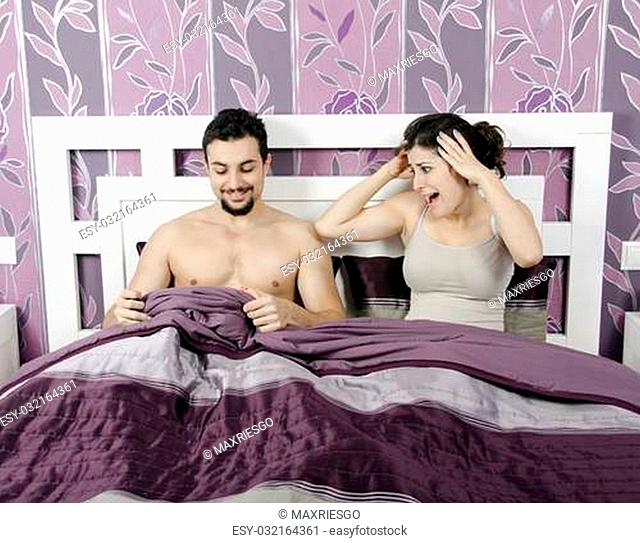 Couples issues about sex