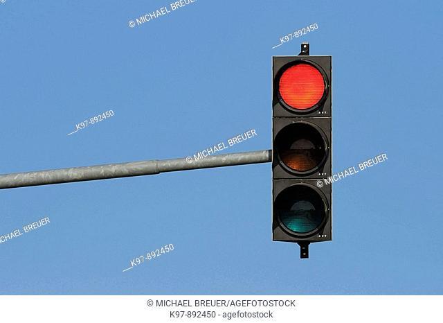 Traffic light, Germany