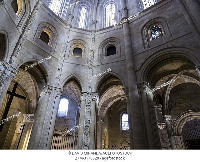 Catedral del Salvador de Santo Domingo de la Calzada. La Rioja. Spain
