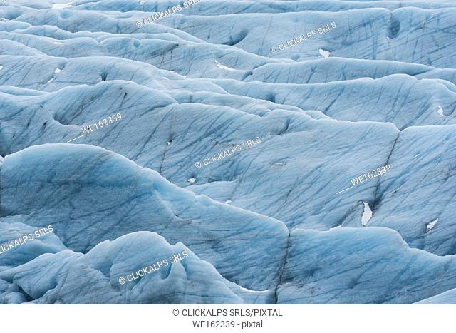 Vatnajokull glacier, Austurland,Iceland