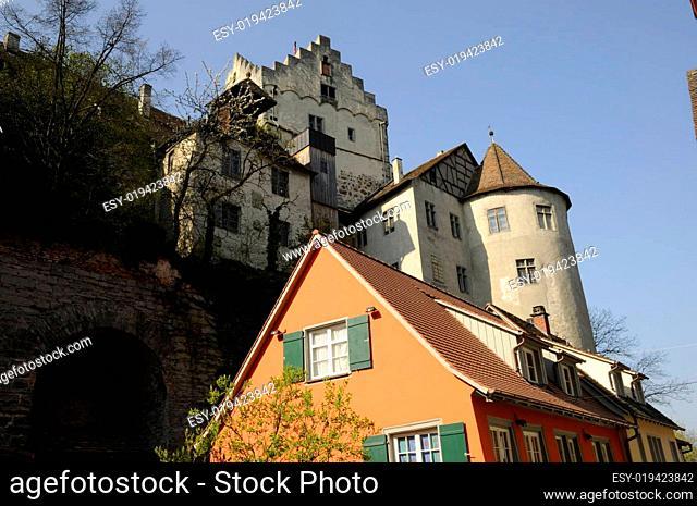 Alte Burg in Meersburg