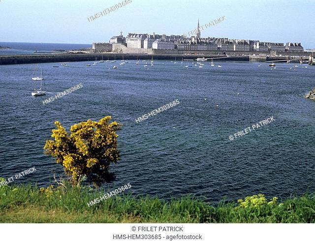 France, Ille et Vilaine, Saint Malo