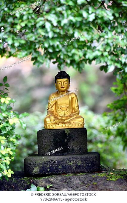 Buddha statue, Jeju island, South Korea