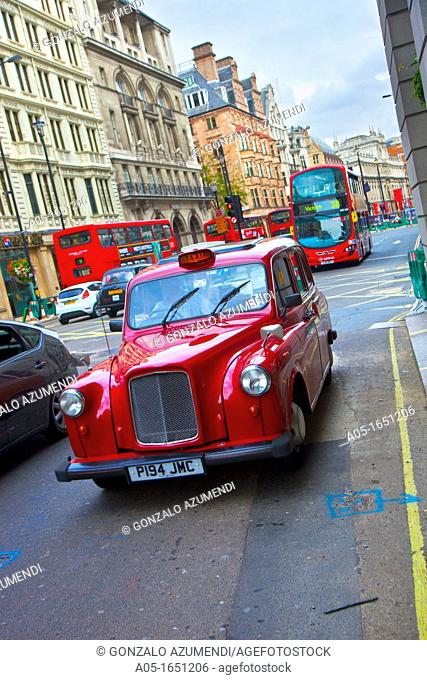 Piccadilly street  London  England  United Kingdom  UK  Europe