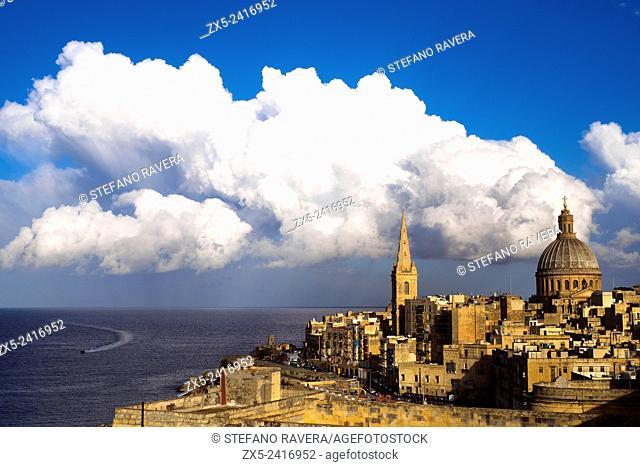 Madonna tal-Karmnu - Our Lady of Mount Carmel - Valletta, Malta