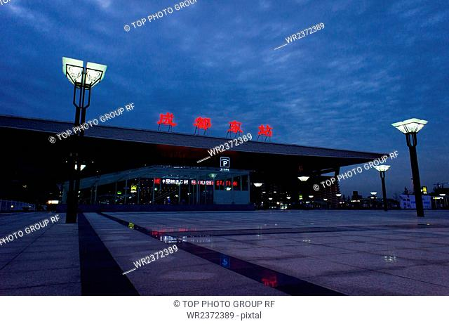 Chengdu City Sichuan Province