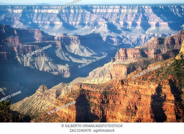 Grand Canyon National Park, North Rim, Arizona, USA