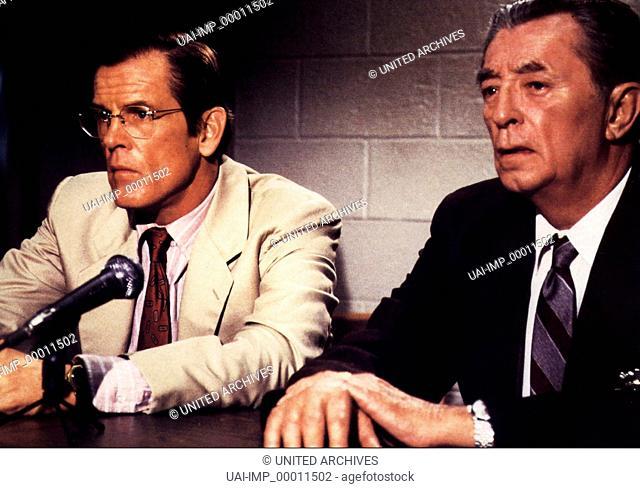 Kap der Angst, (CAPE FEAR) USA 1991, Regie: Martin Scorsese, NICK NOLTE, ROBERT MITCHUM, Stichwort: Mikrofon