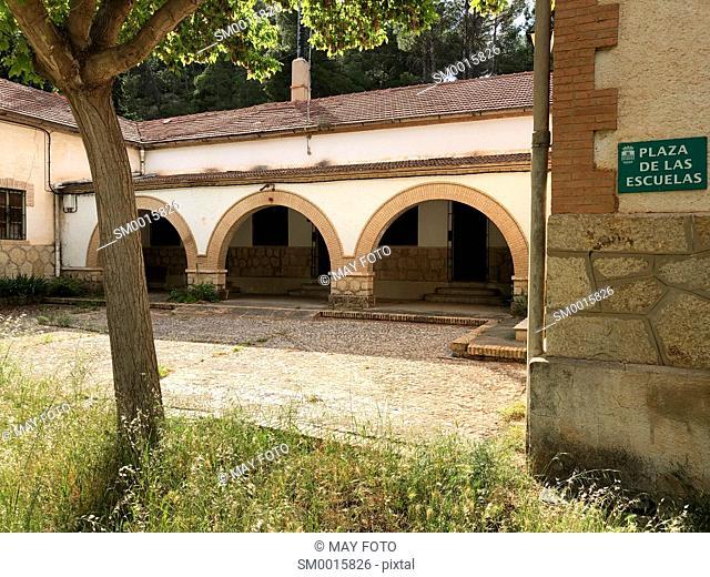 Benageber dam, Utiel, Spain, Europe