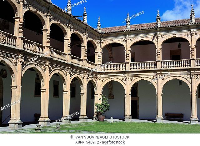 The Irish college el Zebedeo, Salamanca, Castile and Leon, Spain