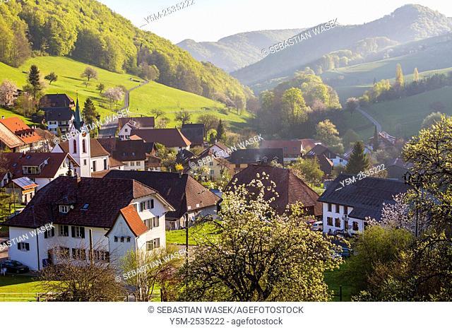 Wisen, Canton Solothurn, Switzerland