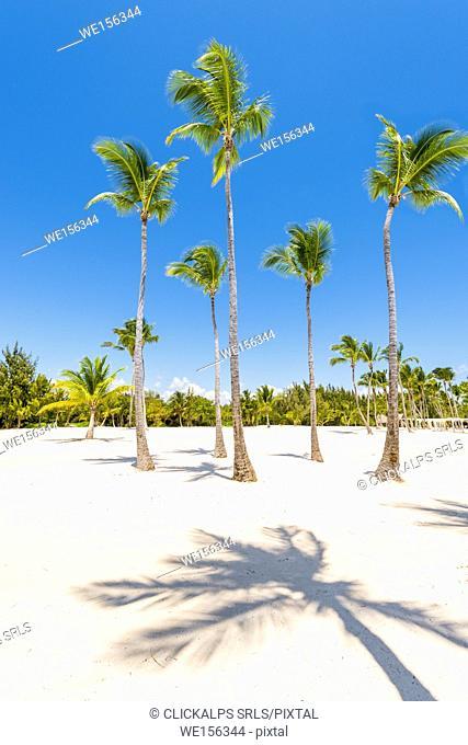 Juanillo Beach (playa Juanillo), Punta Cana, Dominican Republic