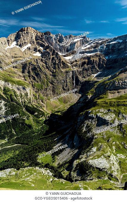 Col Des Tentes, Hautes Pyrenees, France