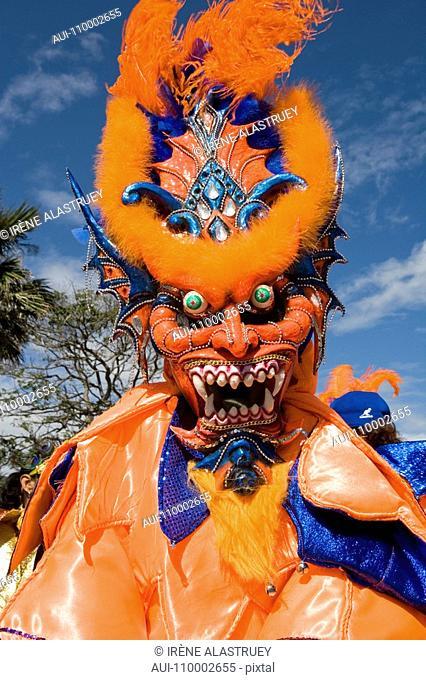 Dominican Republic - Centre - El Cibao - La Vega - Carnival