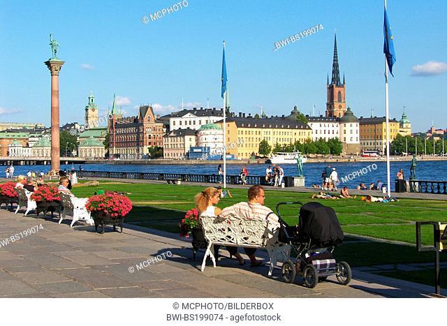 Gamla Stan, Sweden, Stockholm