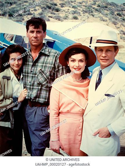 Die Champagner-Dynastie, (TILL WE MEET AGAIN) TVM GB 1989, Regie: Charles Jarrott, COURTNEY COX, BARRY BOSTWICK, LUCY GUTTERIDGE, MICHAEL YORK