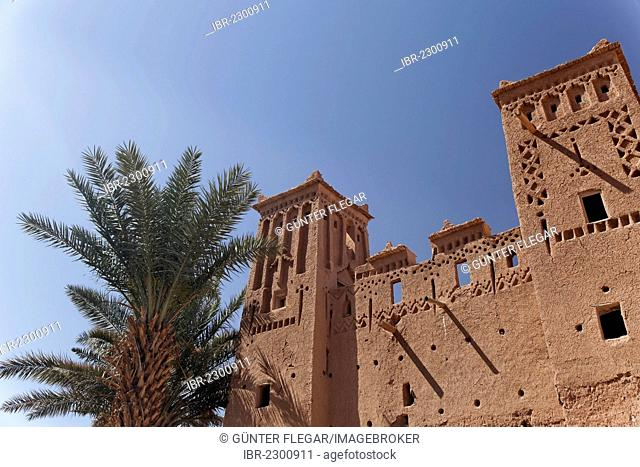 Ksar of Ait-Ben-Haddou, UNESCO World Heritage Site, near Ouarzazate, Souss-Massa-Draâ, Morocco, Maghreb, North Africa, Africa